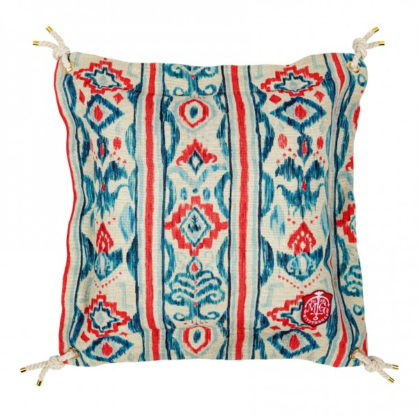 MEDITERRANEO IKAT Cushion