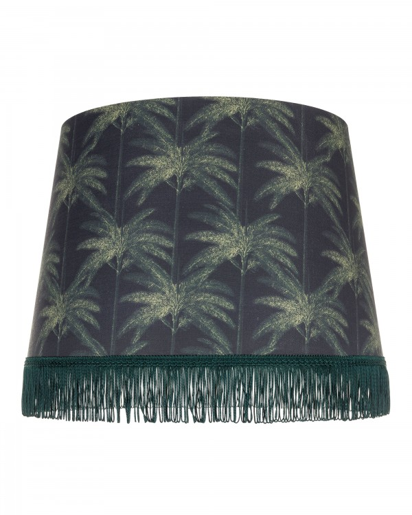 ORNAMENTAL PALMS DARK Lampshade