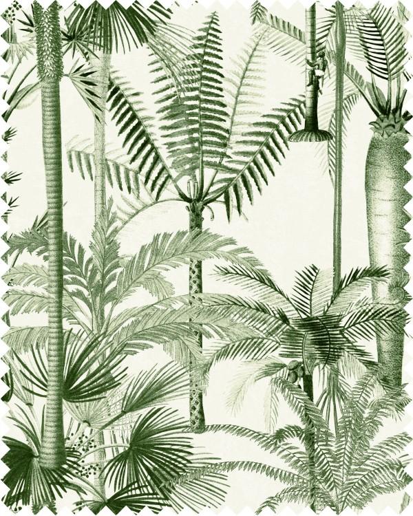 PALMERA CUBANA Linen Sample