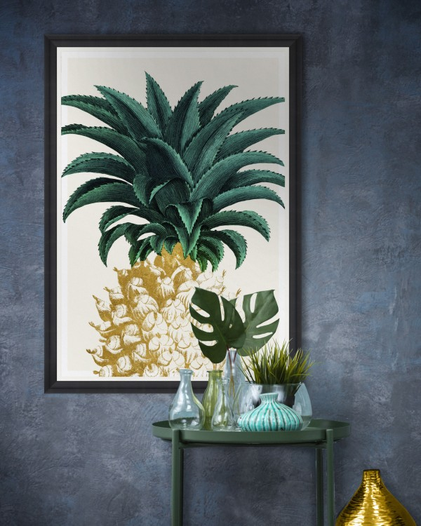 PINEAPPLE SWEET Framed Art