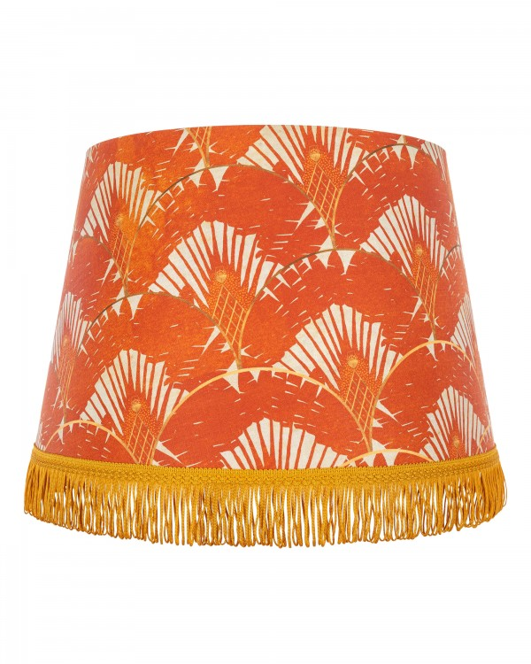 RAVENALA Orange Lampshade