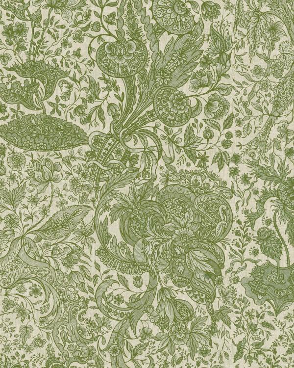 SARKOZI EMBROIDERY Herbal Wallpaper
