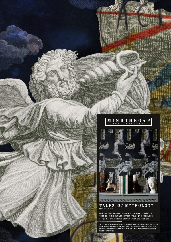 TALES Of MYTHOLOGY Wallpaper Sample
