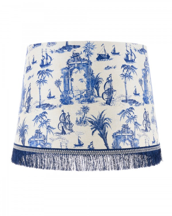 THE OLD HARBOUR Lampshade