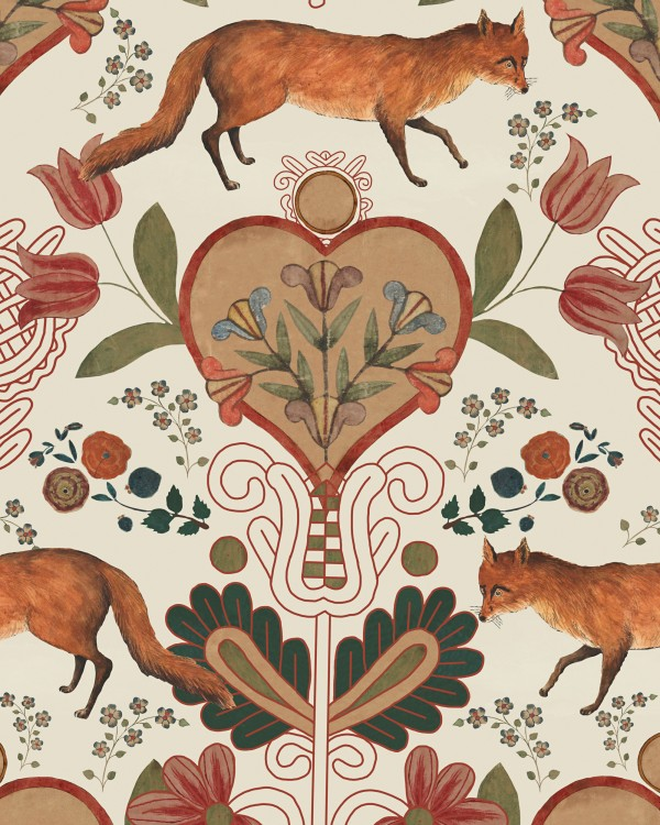 THE VIXEN Wallpaper