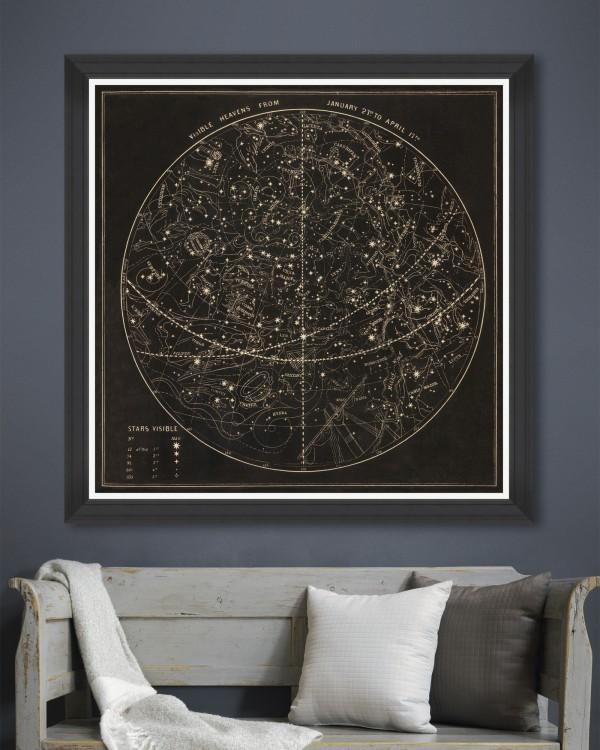 VISIBLE HEAVENS Framed Art