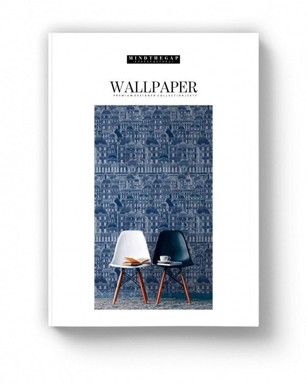 WALLPAPER DESIGNER COLLECTION/2017 - Printed catalogue