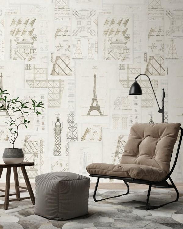 GRAND EIFFEL Wallpaper