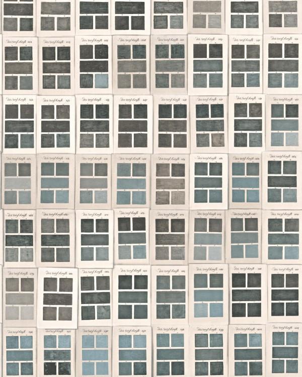TRAITE DES COULEURS Neutral Wallpaper