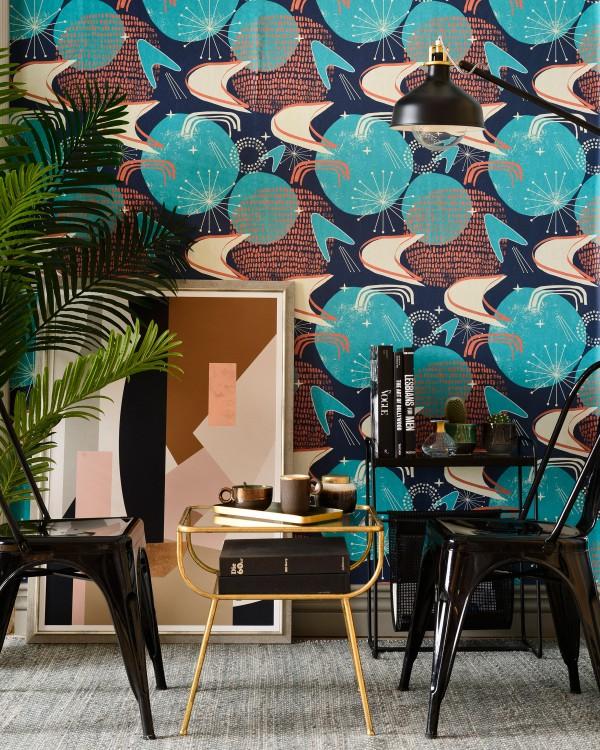 COSMIC DEBRIS Wallpaper