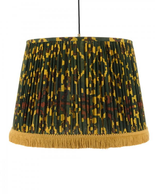 ZOLD Pleated Pendant Lamp