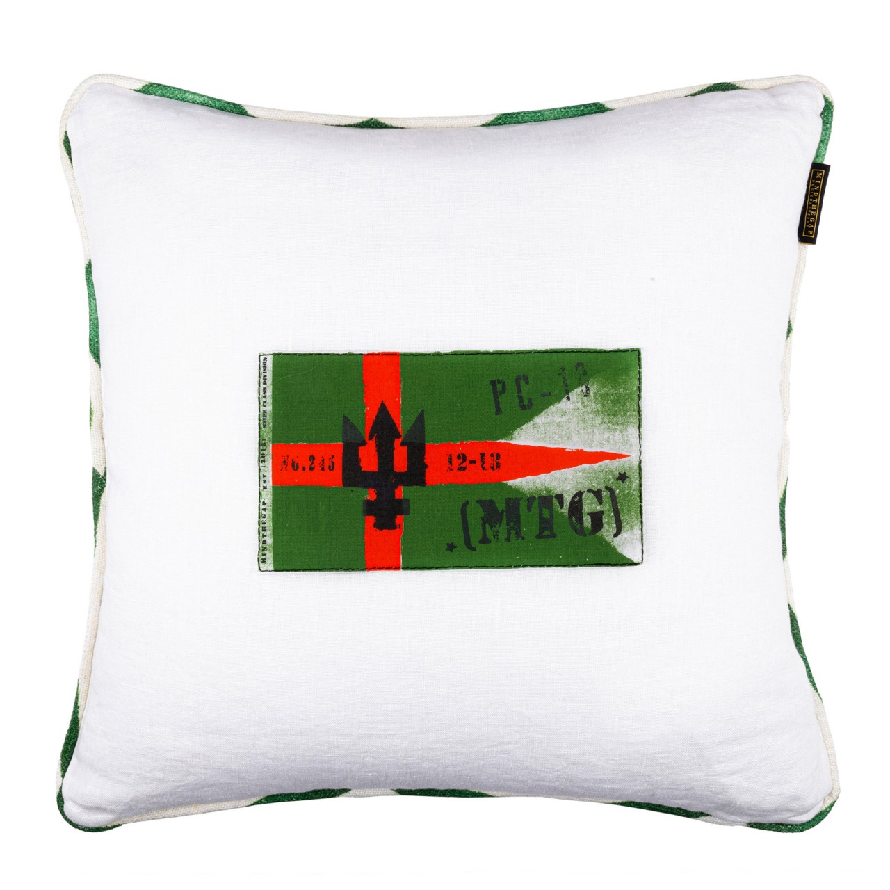 NAVAL FLAG I Cushion