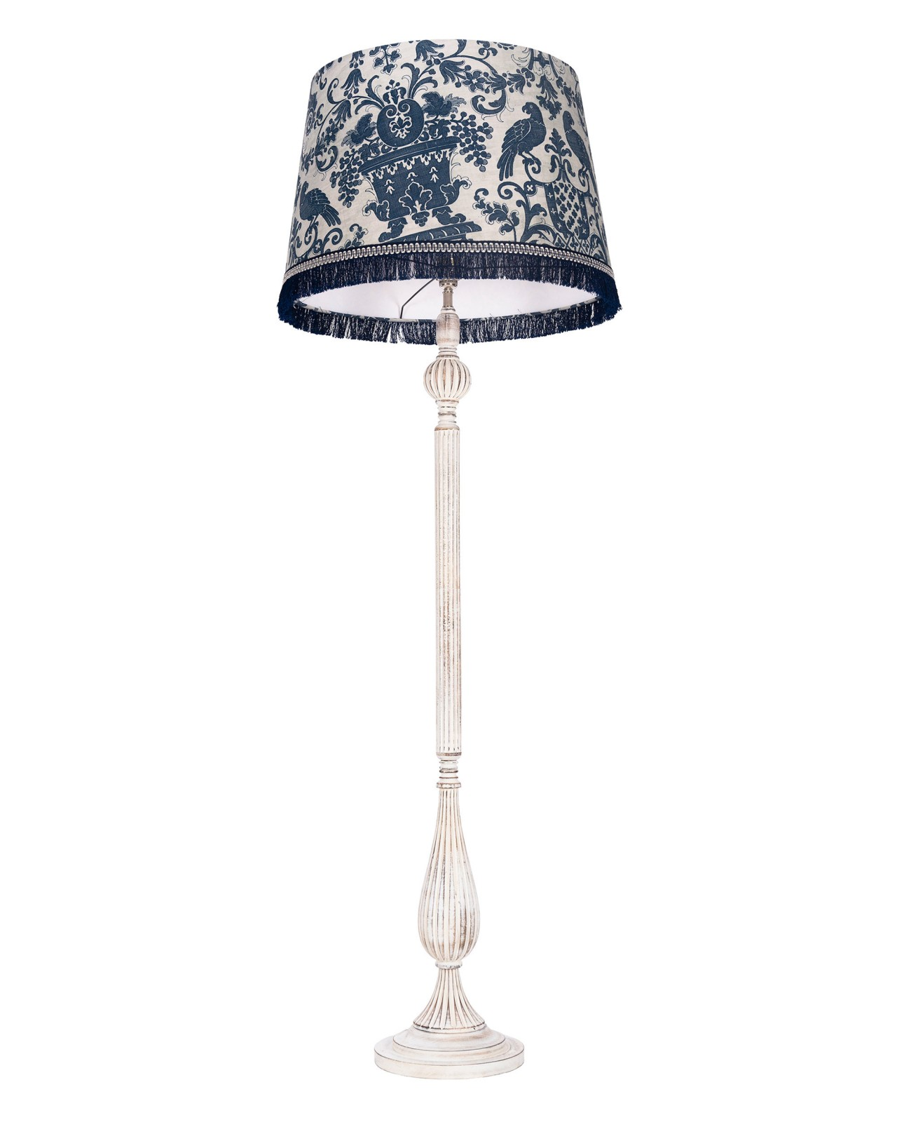 BAROQUE PATTERN ARTISAN Floor Lamp