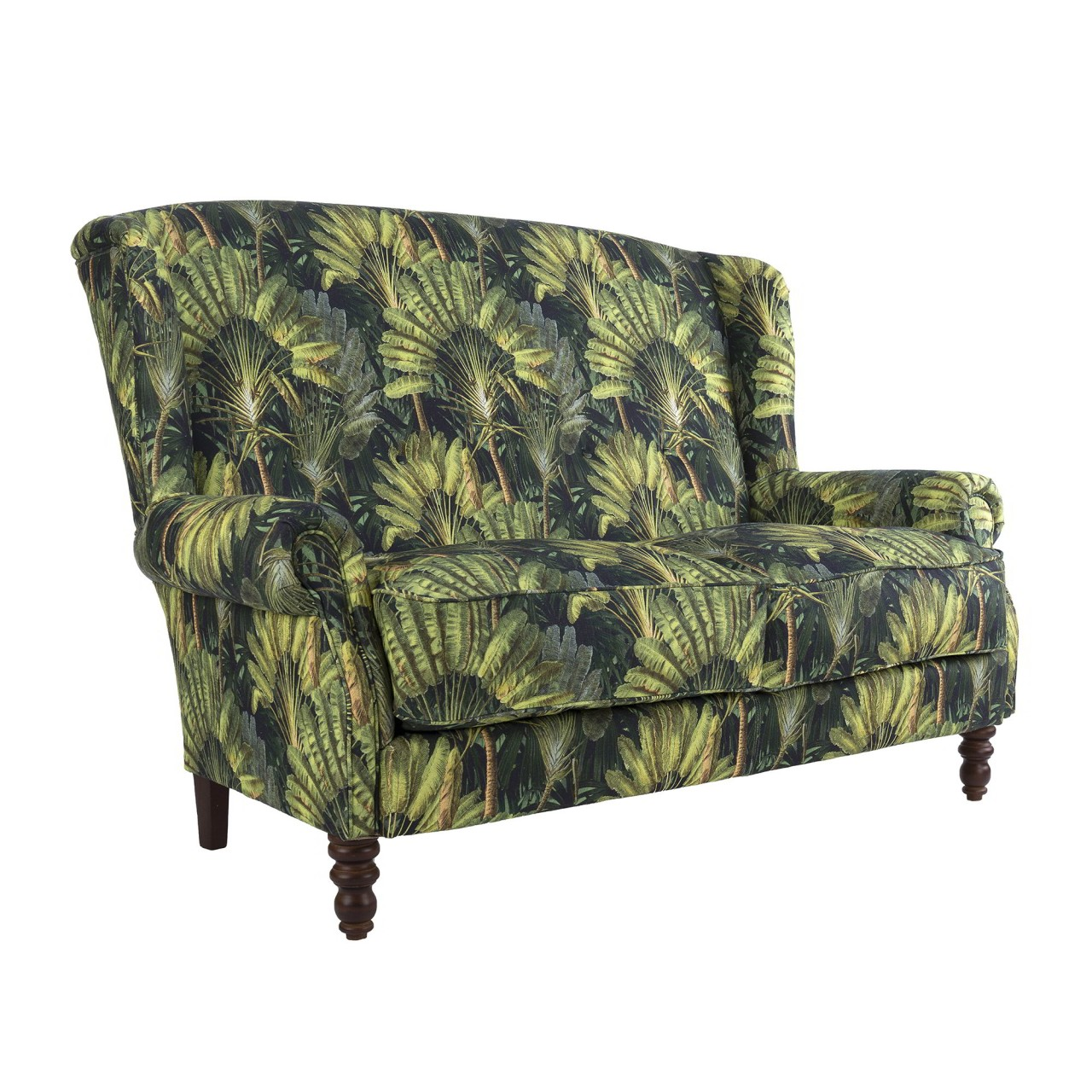 ABIGAIL Sofa - TRAVELLER'S PALM Linen