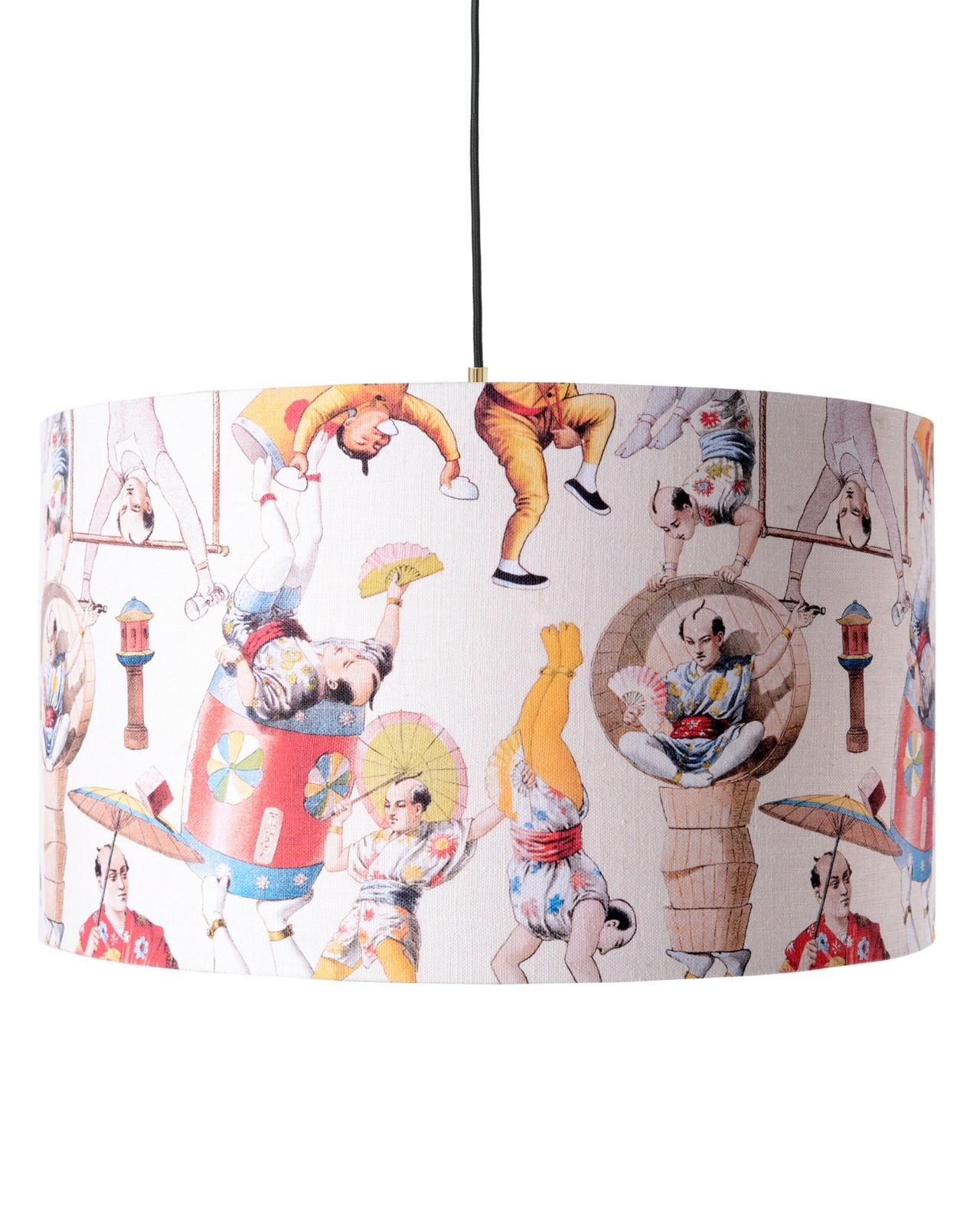 ASIAN CIRCUS Pendant Lamp