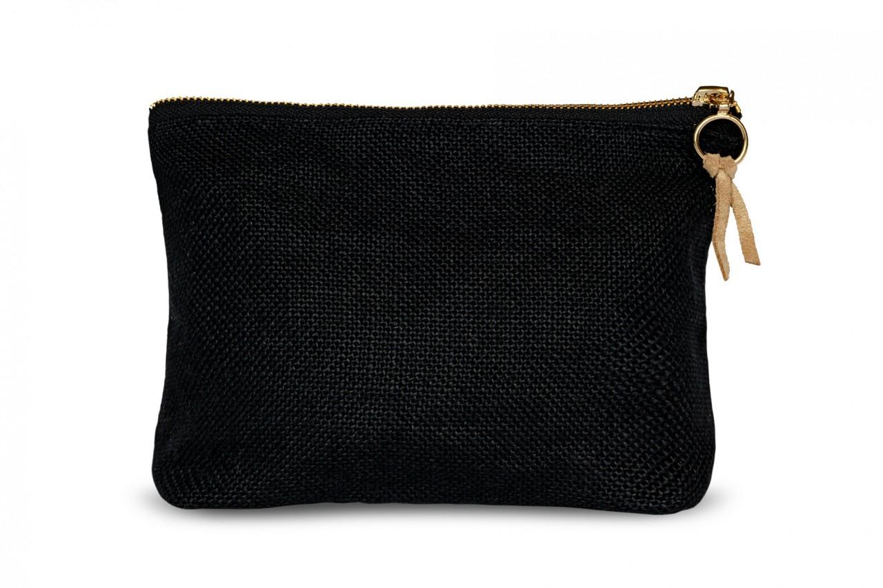 AJRAK Linen Wash Bag