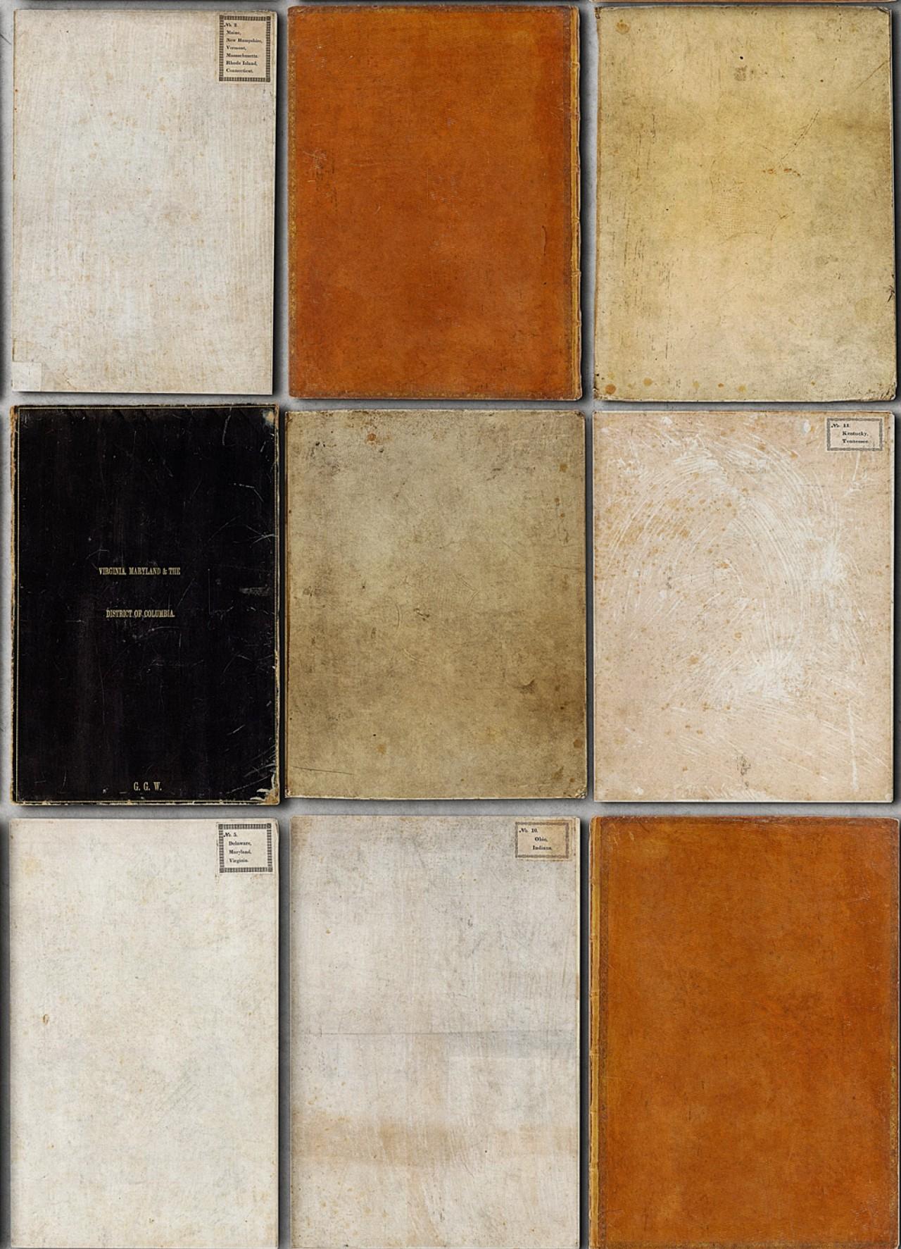 BOOK COVERS Premium Wallpaper