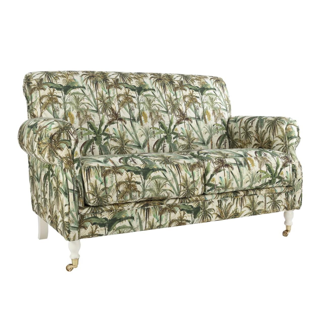 EDINBURGH Sofa - THE JUNGLE Linen