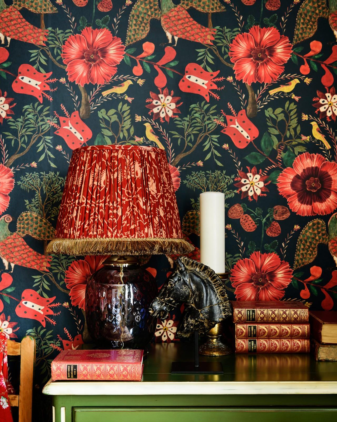 FOLK SZEKELY Dark Wallpaper