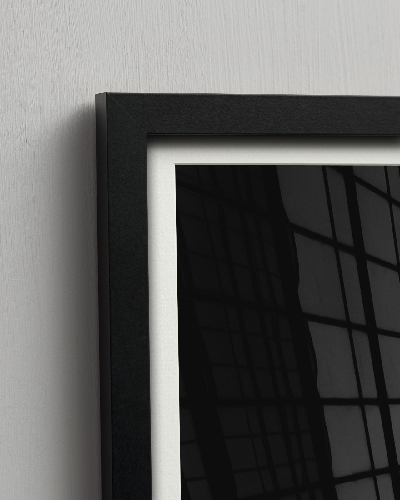 TRIANGLES I Framed Art