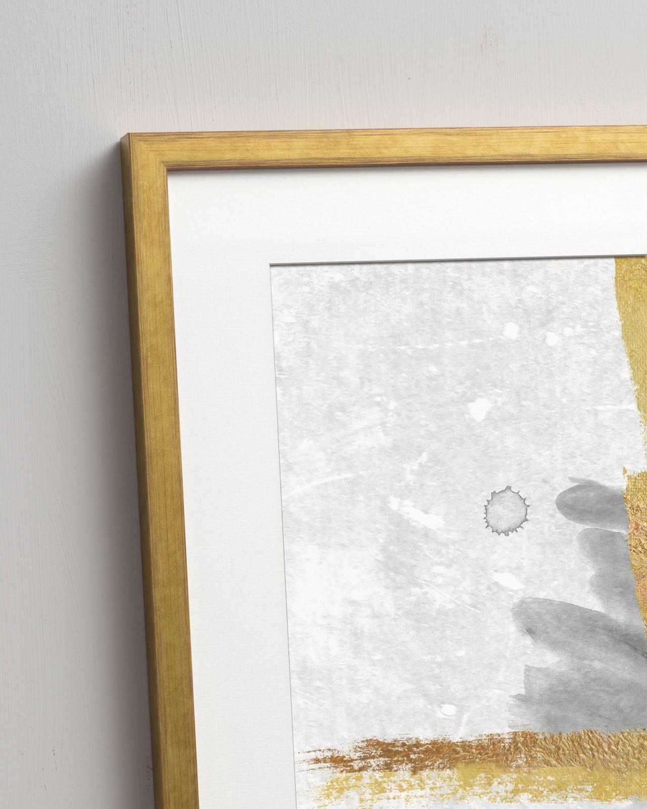 OMBRE II Framed Art