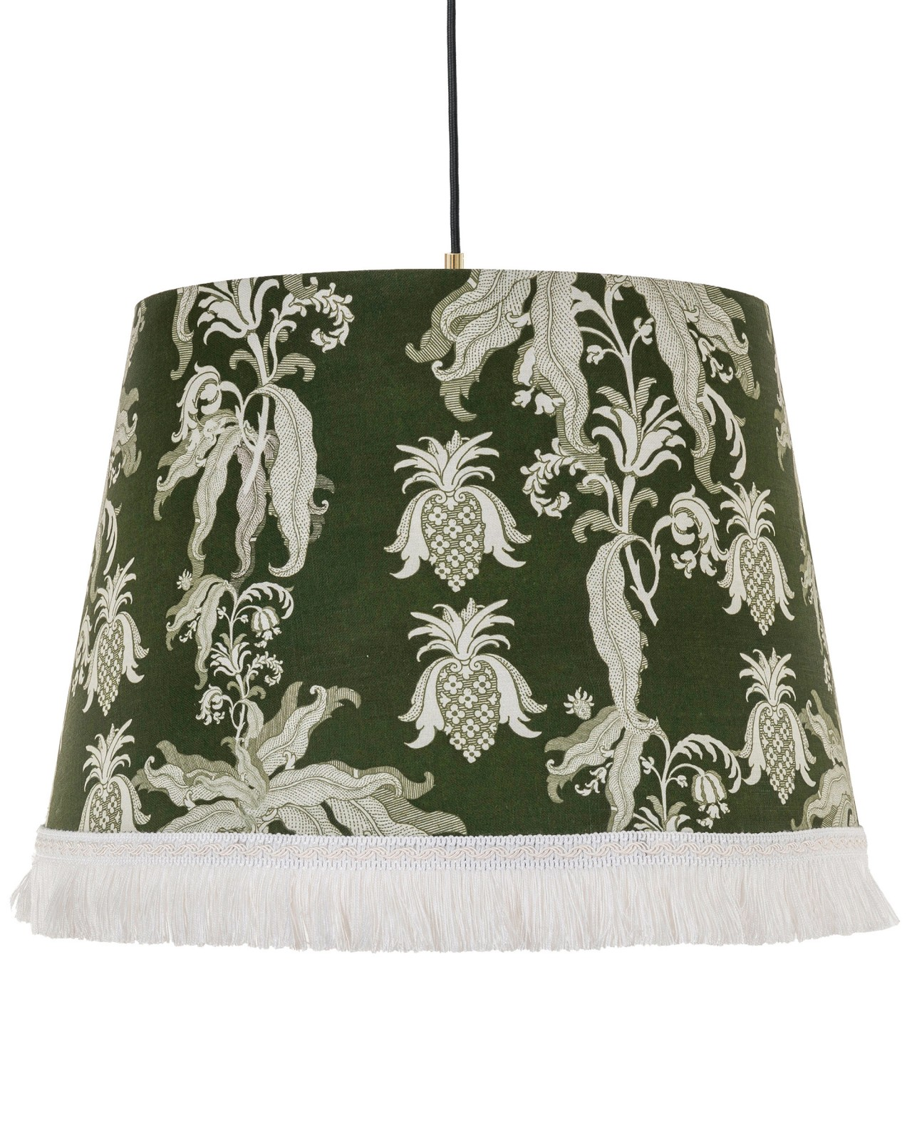GUINEO Green Pendant Lamp