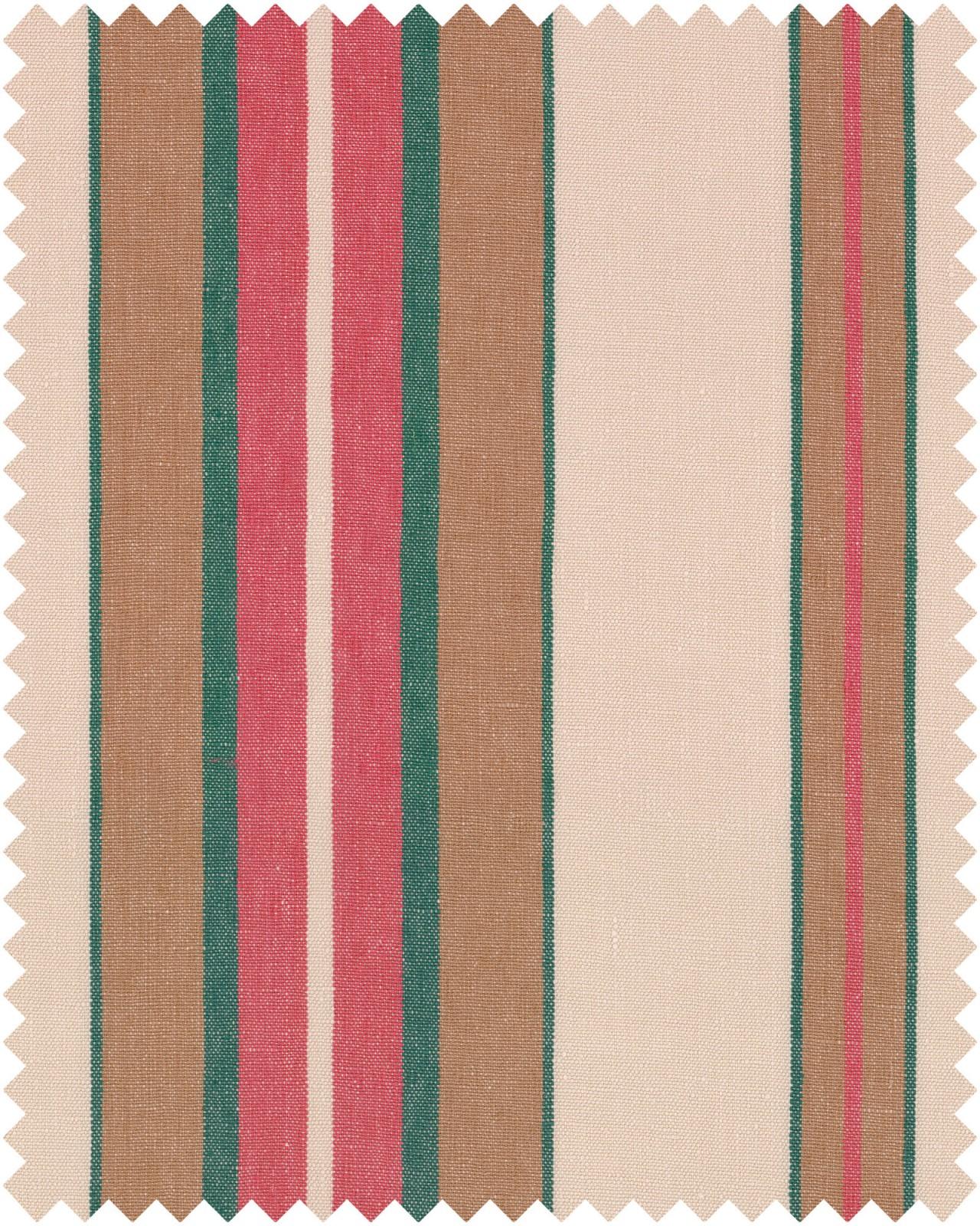 HERINA STRIPE Heavy Linen