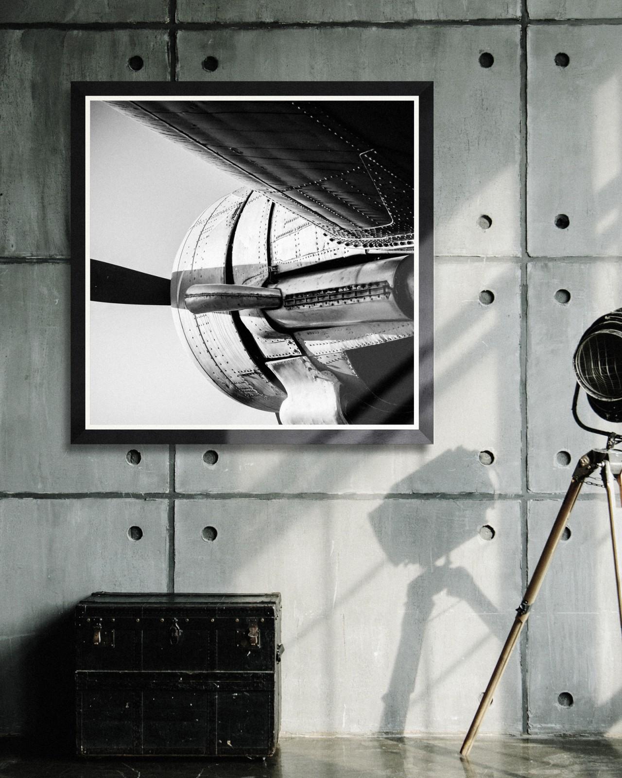 JET PLANE Framed Art