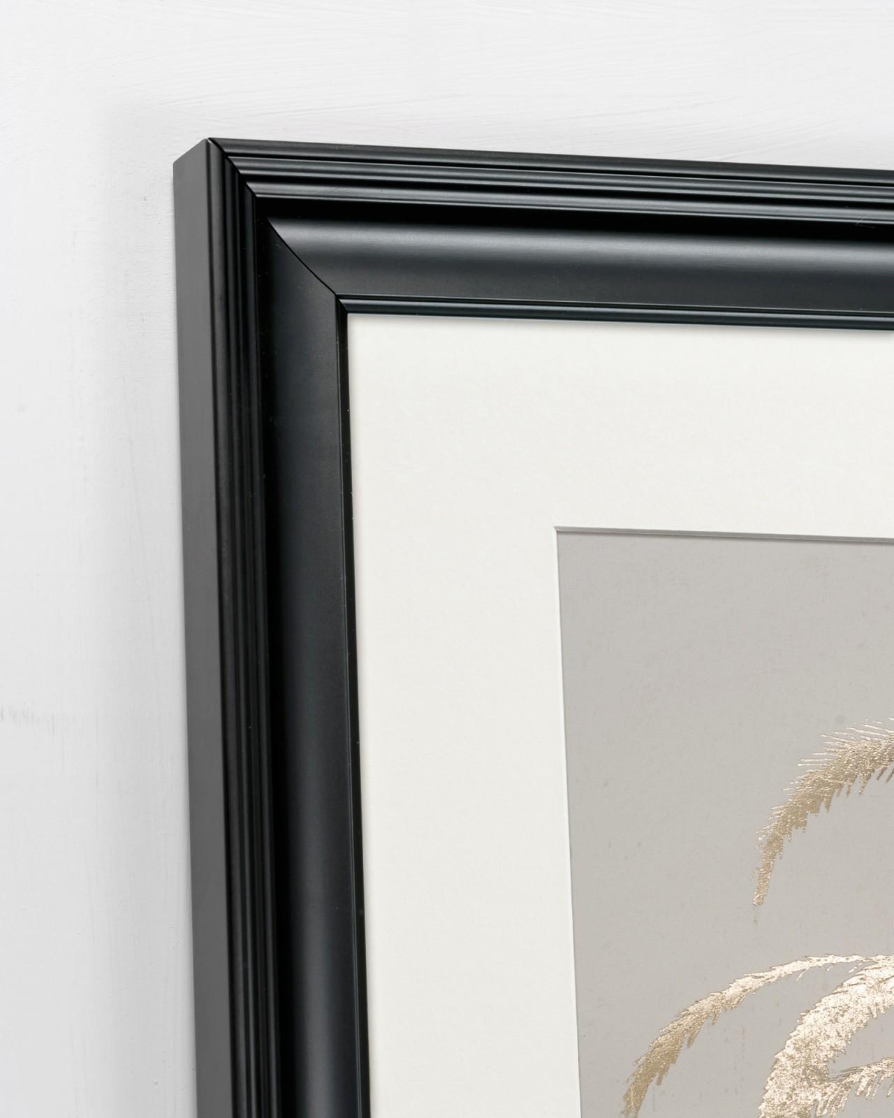 BE PINEAPPLE Framed Art