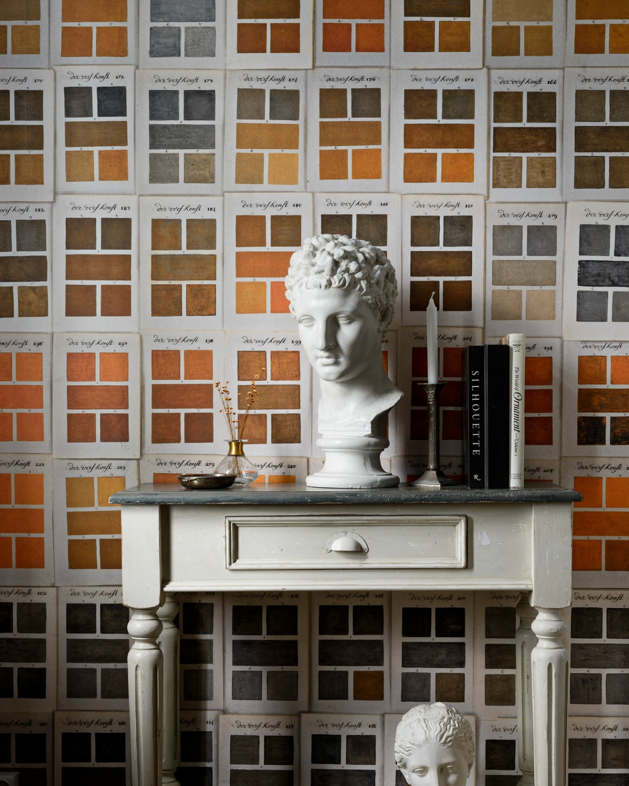 TRAITE DES COULEURS Wallpaper