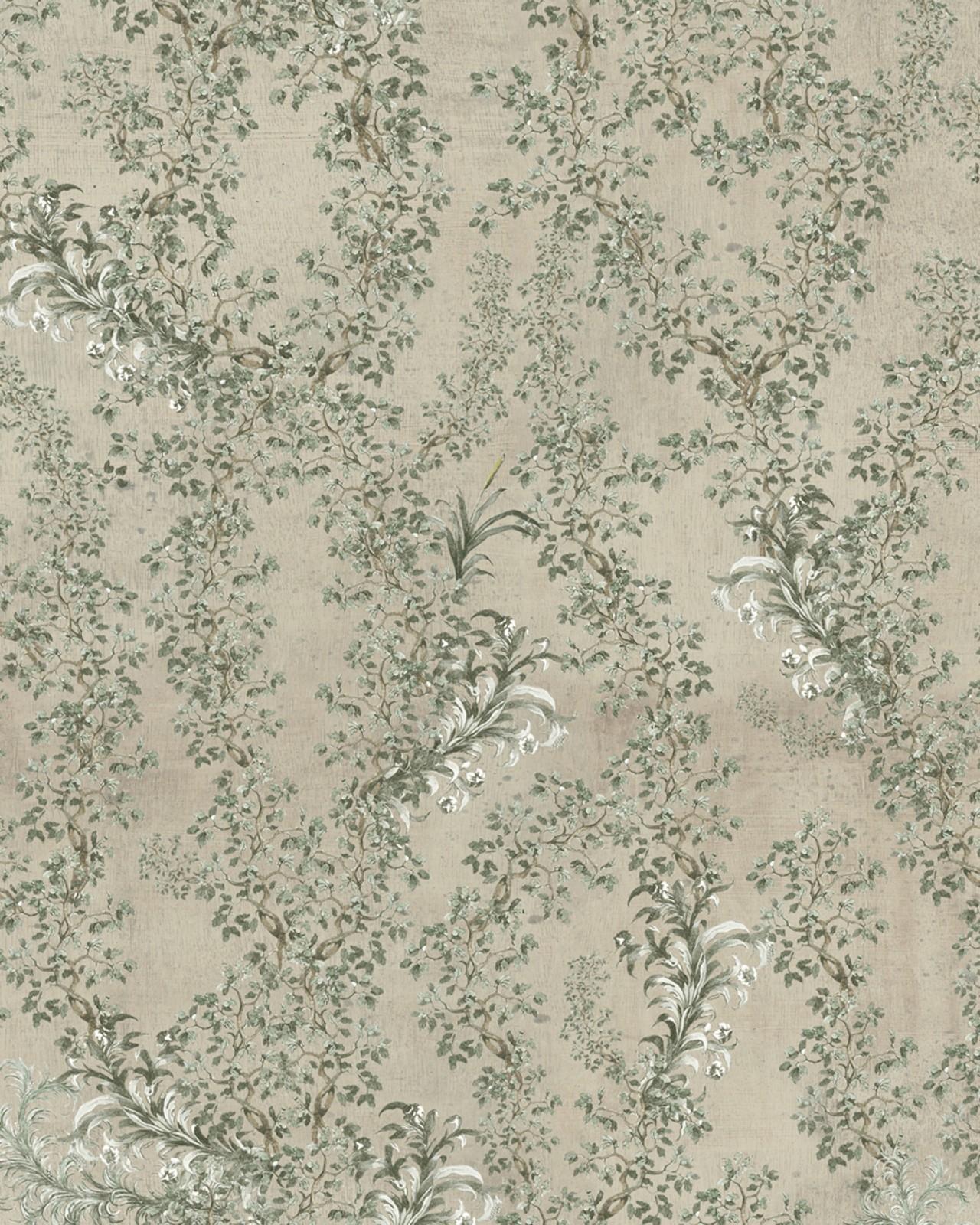 SOFT LEAVES Wallpaper
