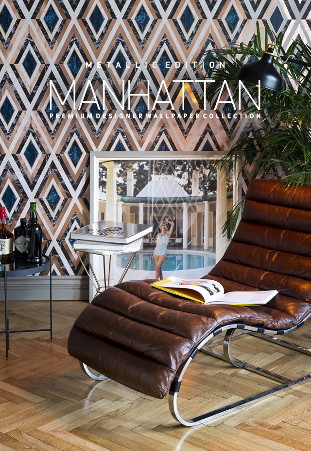MANHATTAN Metallic Edition